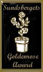 Sundsbergets Golden Rose Award