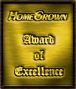 HomeGrown Award of Excellence