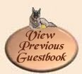 View Previous Guestbook